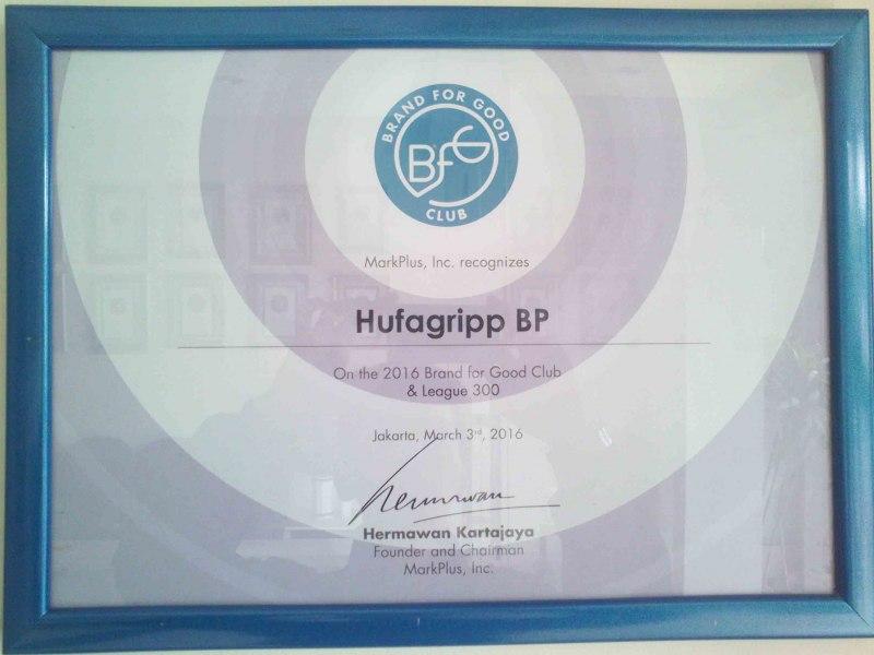 BFG Brand Award 2016