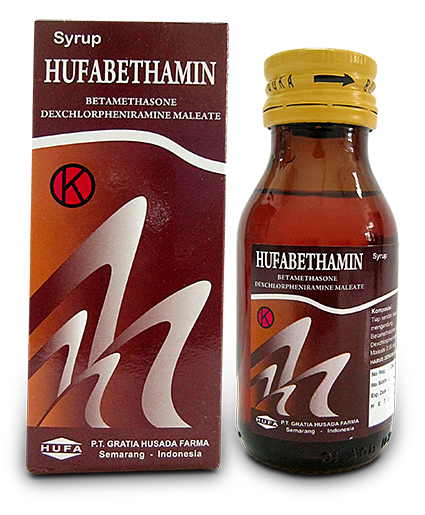 HUFABETHAMIN Syrup