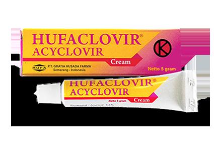 HUFACLOVIR Cream