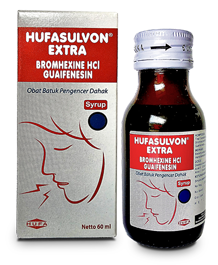HUFASULVON EXTRA Syrup
